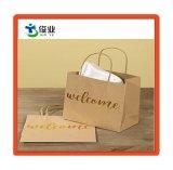 Custom крафт-бумаги или мешок с золотом штамповка