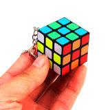 Mini Magische Kubus met Keychain