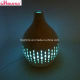 Diffusore freddo del vapore della foschia della ceramica all'ingrosso con gli indicatori luminosi di colore