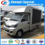 P10 Móvil Vehículo/camión/Railer/coche moviéndose publicidad Venta de la pantalla LED SMD P5 P6 de alquiler de pantalla LED de interior