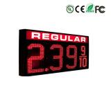 Un comitato di 18 di pollice LED di gas Digitahi di prezzi/scheda del segno