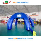 Nova chegada Praia insuflável tenda tenda Aranha inflável para exterior