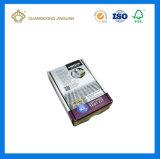 Caja de papel corrugado farmacéutica