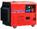 220V50Hz generatore diesel silenzioso elettrico di inizio 5kw