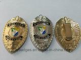 Металлический бейдж военных КС эмблемы эмблемы безопасности (размеры GZHY-022)