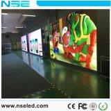 P4mm Affichage LED ultra-léger de location avec un grand téléviseur LED