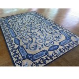 Синий Turq Vintage ковер модели интерьера ковер ковров