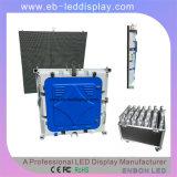 P6 Panel LED Portátil resistente al agua 576x576mm tanto para interiores y exteriores