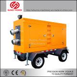 6 pouces de l'irrigation agricole Diesel ensemble de la pompe à eau