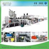 Plastique de haute qualité de l'ABS /hanches / PMMA/PE/PP panneau solide/feuille ou du Conseil de l'Extrusion/machines faisant l'extrudeuse