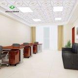 La fábrica de aluminio decorativo falso techo suspendido con ISO9001