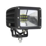 Scène LED rigide de la barre de feux de conduite de véhicules légers 30W 5 pouce