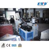 Lijn 1632mm van de Uitdrijving van de Pijp van de hoge Capaciteit UPVC Plastic