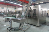 Automatische het Vullen van het Flessenspoelen van het Glas van het Huisdier Het Afdekken van de Schroef Machine