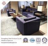 Hotel comercial Muebles para Sala de estar tres Seat sofá (6961SS)