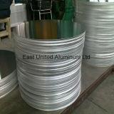 Het Blad/de Plaat van de Schijf van het aluminium voor Non-Stick Cookware