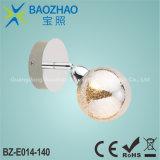 Nuovo riflettore della lampada del ferro del metallo di disegno G9