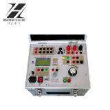 Prova del relè di protezione di Microcomputor di monofase e strumentazione di misura poco costose