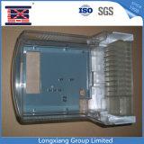 Condizionatore d'aria di plastica di plastica dell'alloggiamento delle coperture elettroniche per iniezione che modella processo