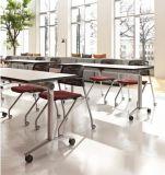 Горячие продажи Office Desk прямоугольного сечения складывания крыльев