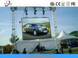 Schermo di visualizzazione pieno esterno di colore P4 LED di migliore effetto video