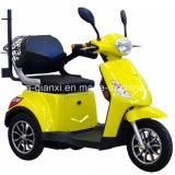 48V 500W 3 rodas para deficientes de Scooter eléctrico