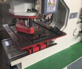 펀치와 가위 기계 유압 철공 기계를 금을 내는 철공 공장 금속 강철 플레이트