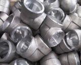 Alta pressione d'acciaio forgiata Threaded/Sw i gomiti da 45 gradi