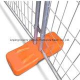Australie Canada Construction de clôtures temporaires galvanisé fabriqués en Chine