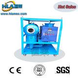 Sistema residuo di pulizia del filtro dell'olio del trasformatore