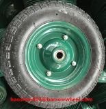 350-7手押し車のための空気のゴム製車輪