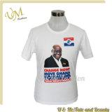 Le T-shirt de promotion rapide fournissent le service d'OEM