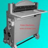 Type économique poinçonneuse Ck-600 modèle de trou de papier