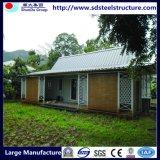Casa de acero ligera para el hotel, las aldeas del día de fiesta, los centros turísticos y las cabañas