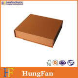 Rectángulo de papel de embalaje de la joyería de la alta calidad/rectángulo de regalo de papel