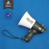 De Megafoon van de Politie van Rechargeble van de hoge Macht