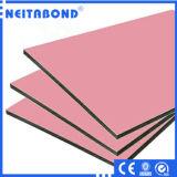 Los paneles de pared incombustibles del grado A1 B2 Alucobonds ACP del color brillante