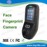 Y El Control de acceso biométrico Facial y la hora de la asistencia