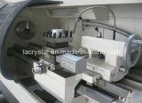 Auto torno de ensino de venda quente do CNC (CK6140B)