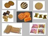 Bäckerei-Nahrunghorizontale Flowpack Maschine