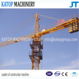 Populärer reisender Turmkran des Export-Tc5516 für Aufbau-Maschinerie