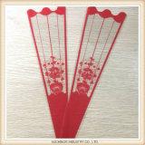 Los conos de plástico de la flor de OPP/bolsa de papel de la camisa de flores