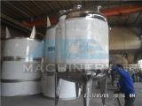 Tanque de armazenamento de mistura vertical de camada dupla (ACE-CG-NQ1)