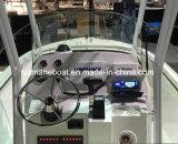 modelo abierto del barco de pesca de los 24FT