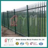 Barriera di sicurezza/rete fissa pallida Palisade di D e di W del Palisade/euro rete fissa del Palisade di stile