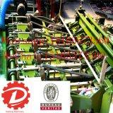 Le bloc servo automatique de panneau de Partical de machines de travail du bois de placage de faisceau faisant le panneau a vu la machine
