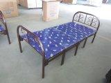 現代家具の家庭内オフィス学生の使用の金属の折るベッド
