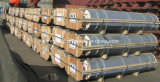 Prix d'électrode en graphite de carbone de pente de SHP Fg UHP RP