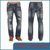 Form-Männer zerrissen Denim-Jeans (JC3052)