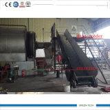 타이어 Pyrolisis 지속적인 공급 재생 공장